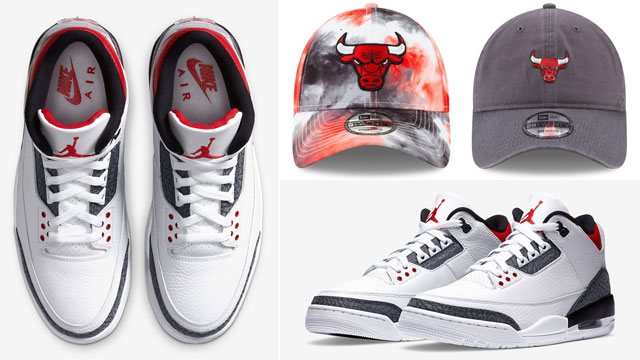 jordan-3-denim-fire-red-hats