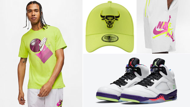jordan-5-alternate-bel-air-ghost-green-outfit-1