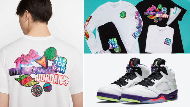 jordan-5-alternate-bel-air-matching-apparel