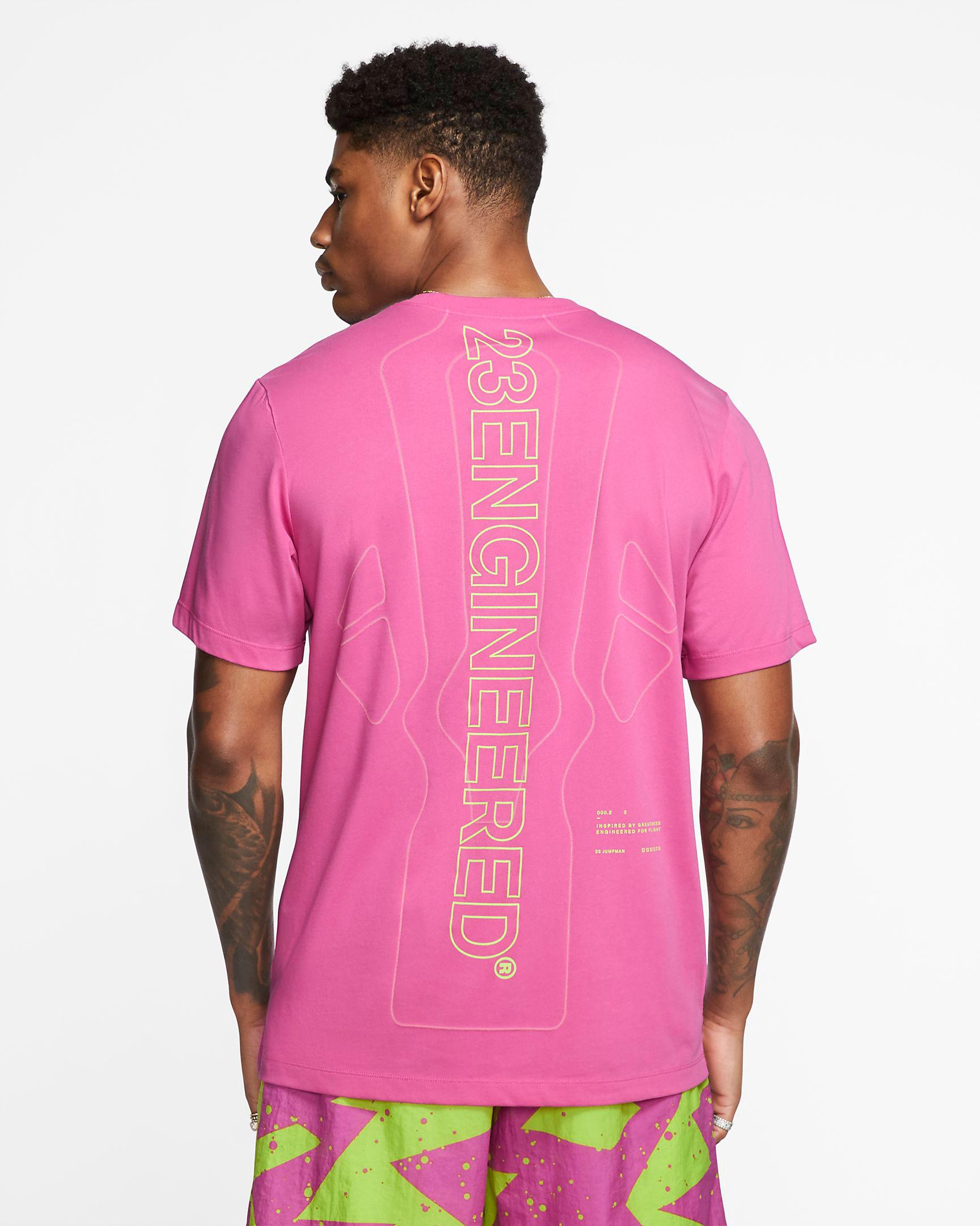 jordan-5-bel-air-2020-pink-shirt-match-2