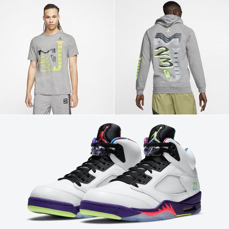 jordan-5-bel-air-alternate-ghost-green-clothing-match