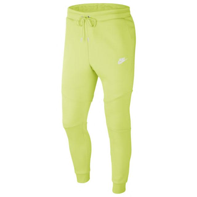 jordan-5-bel-air-alternate-ghost-green-nike-pants-match