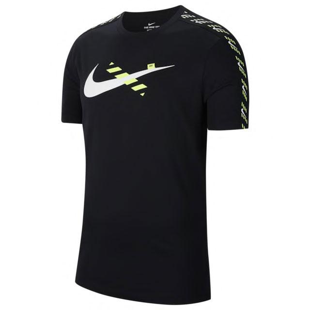 jordan-5-bel-air-alternate-ghost-green-nike-shirt-match