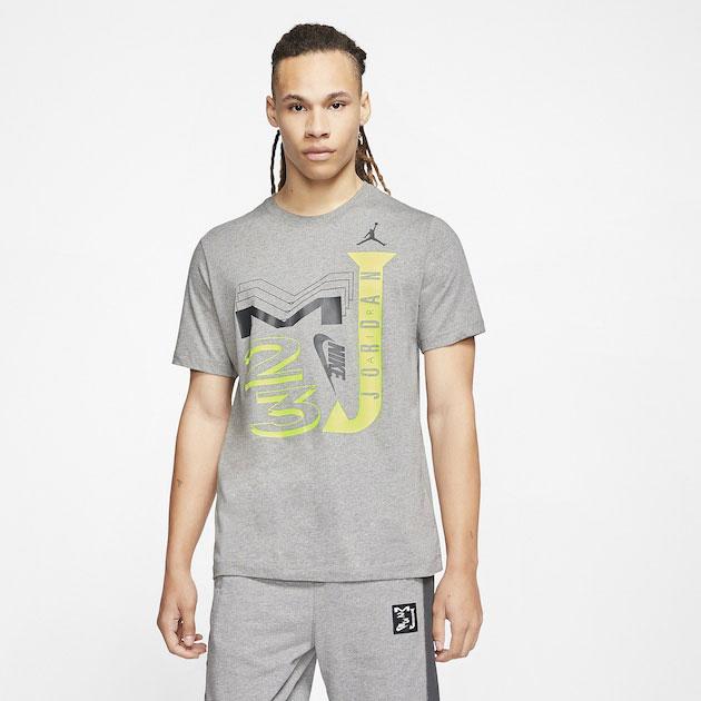 jordan-5-bel-air-alternate-ghost-green-shirt-match