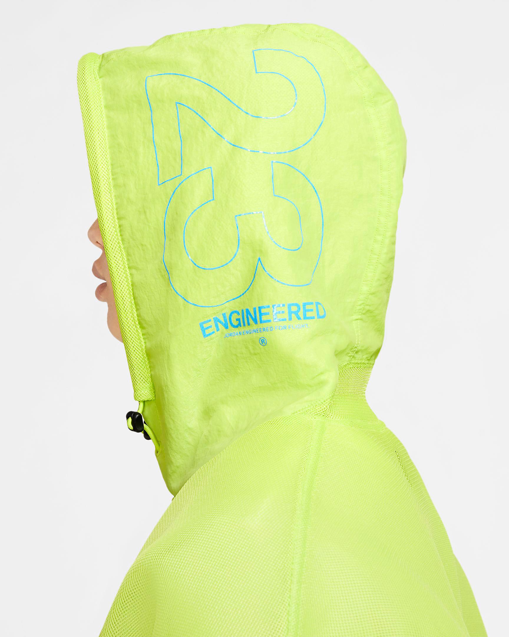 jordan-5-ghost-green-bel-air-hoodie-match-2
