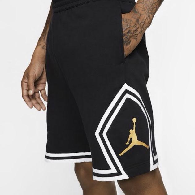 jordan-dmp-black-gold-shorts