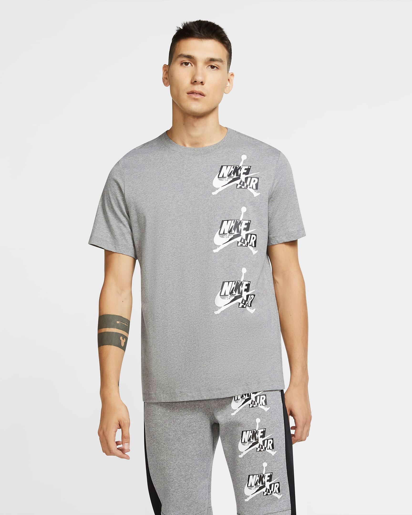 jordan-jumpman-classics-shirt-grey-black