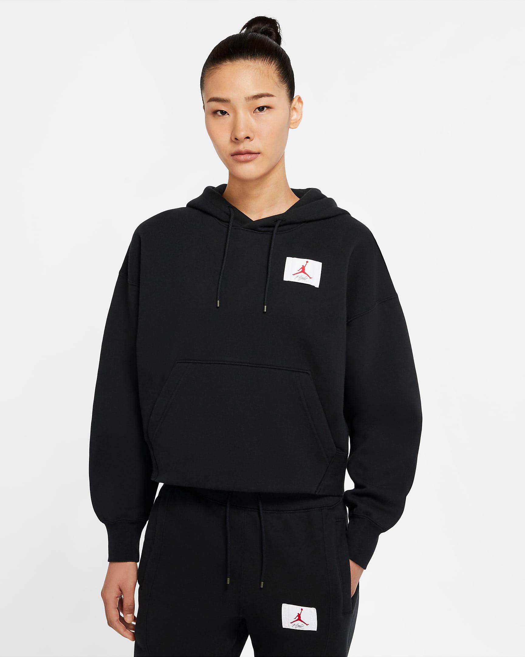 jordan-womens-flight-hoodie-black
