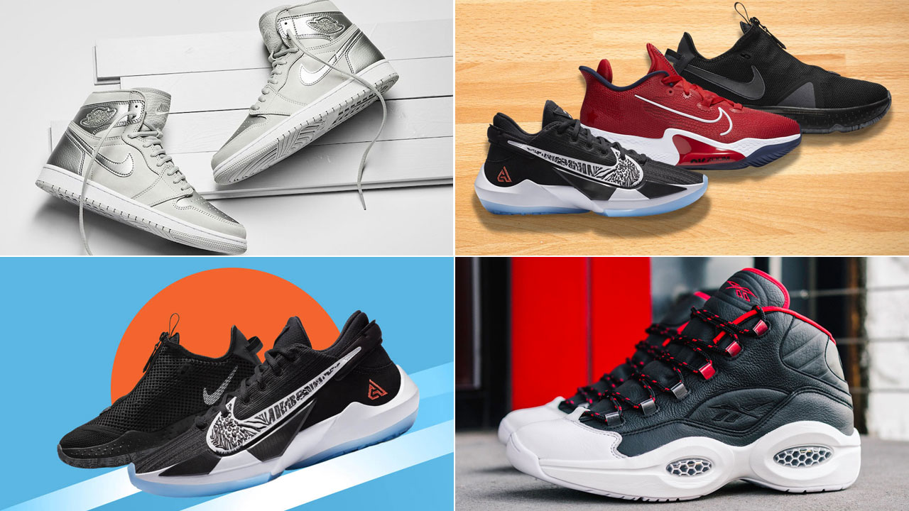 New Sneaker Releases for August 7 2020