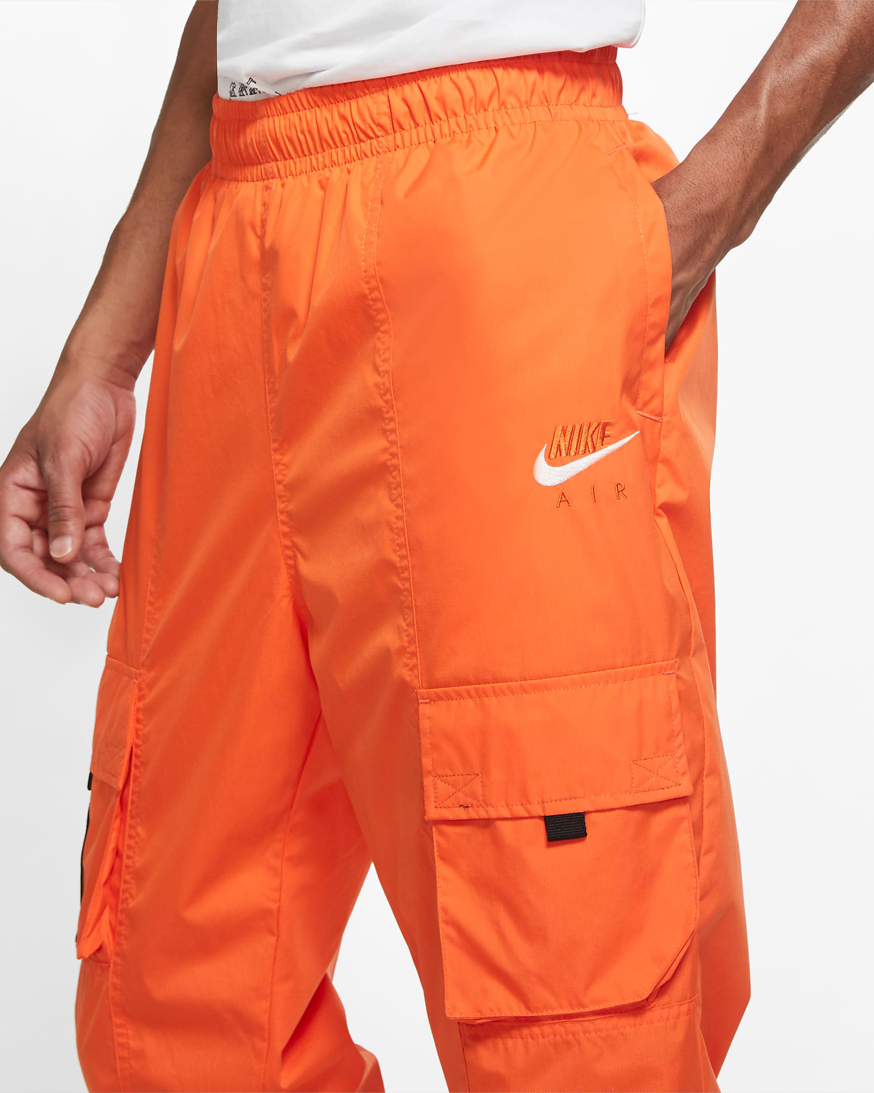 nike-air-cargo-pants-orange-1