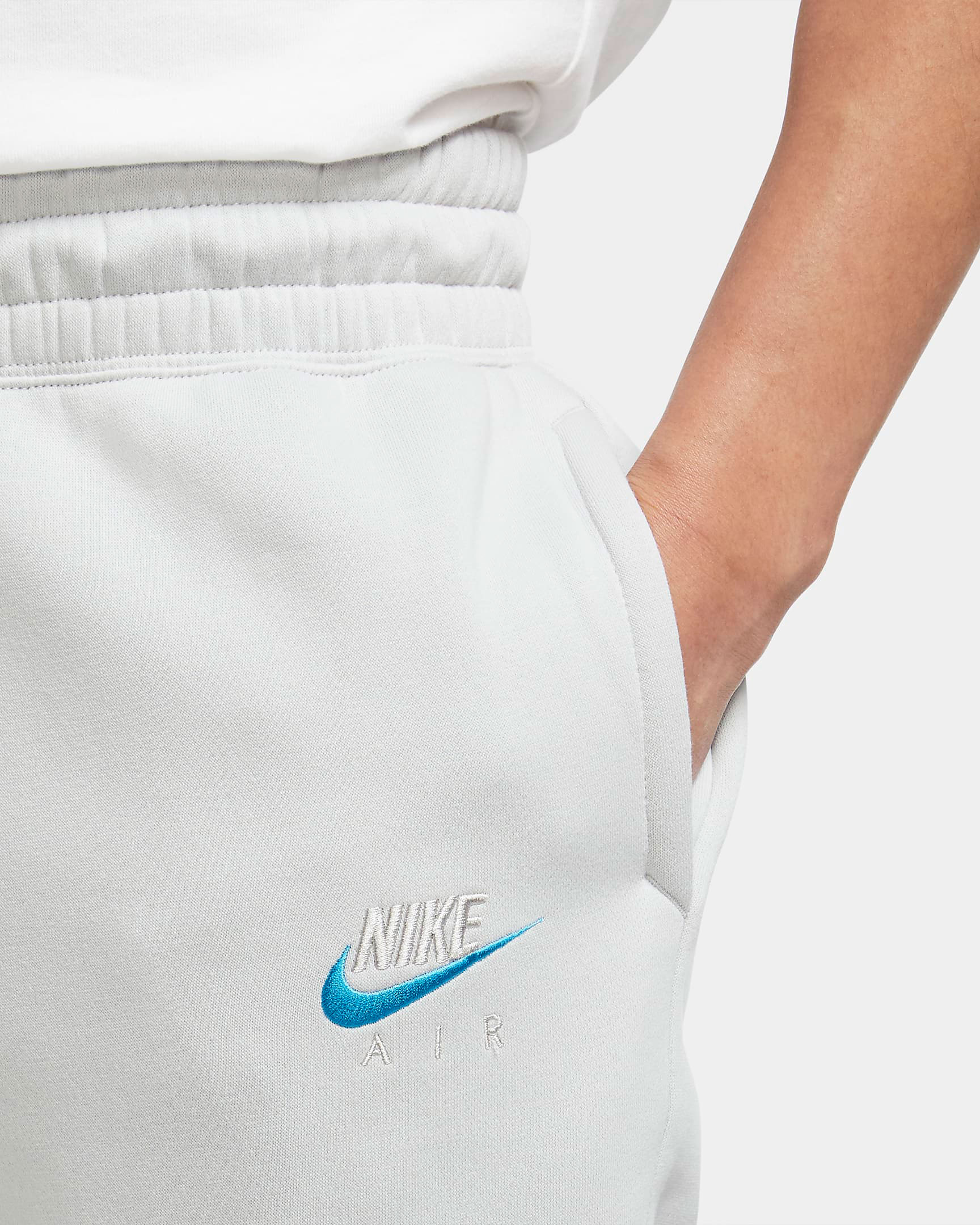 nike-air-fleece-pants-grey-fog-laser-blue-2