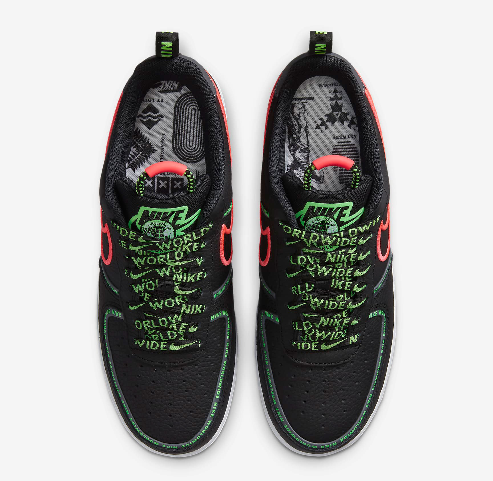 nike-air-force-1-worldwide-black-flash-crimson-green-strike-4