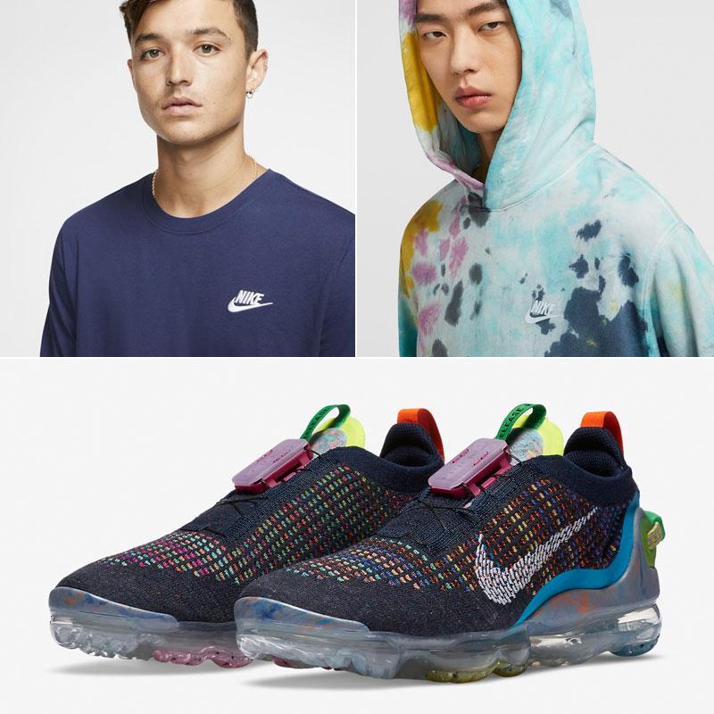 margen dentro Anunciante  Nike VaporMax 2020 Deep Royal Blue Clothing | SneakerFits.com