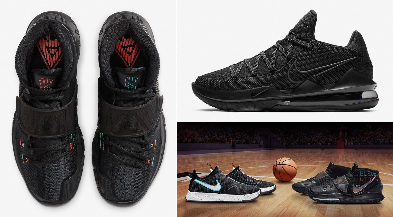 nike-basketball-black-sneaker-pack-kyrie-pg-lebron