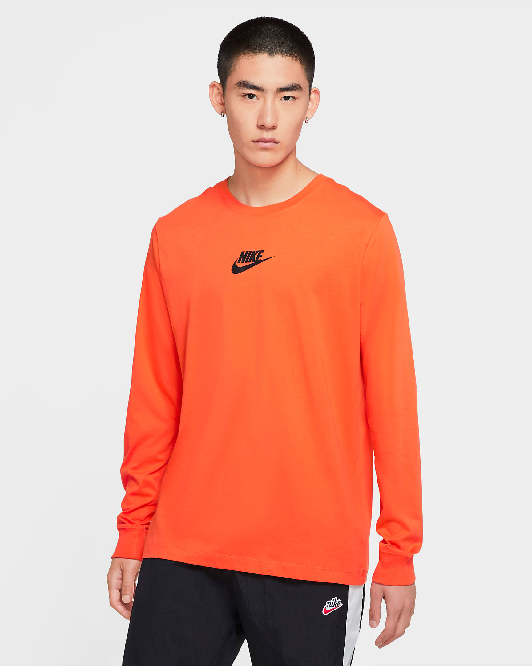 nike-jdi-long-sleeve-shirt-orange-1