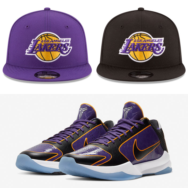 nike-kobe-5-protro-5x-champ-lakers-hats