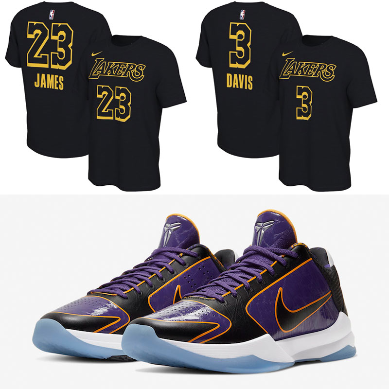 nike-kobe-5-protro-5x-champ-lakers-mamba-day-shirts