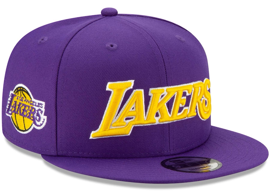nike-kobe-5-protro-5x-champ-lakers-new-era-hat-3