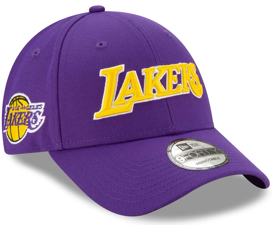 nike-kobe-5-protro-5x-champ-lakers-new-era-hat-4