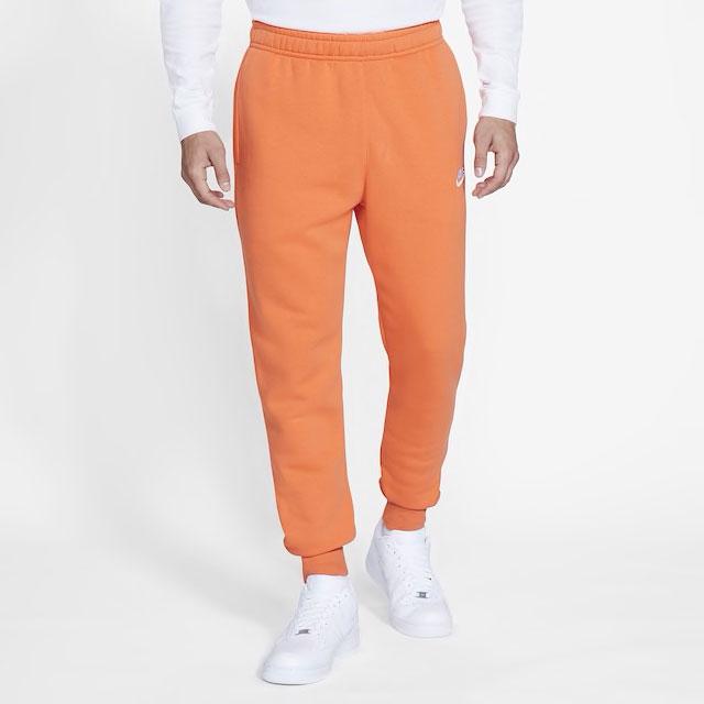 nike-pg-4-gatorade-gx-orange-jogger-pants-match