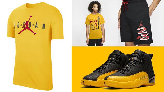 university-gold-jordan-12-outfit