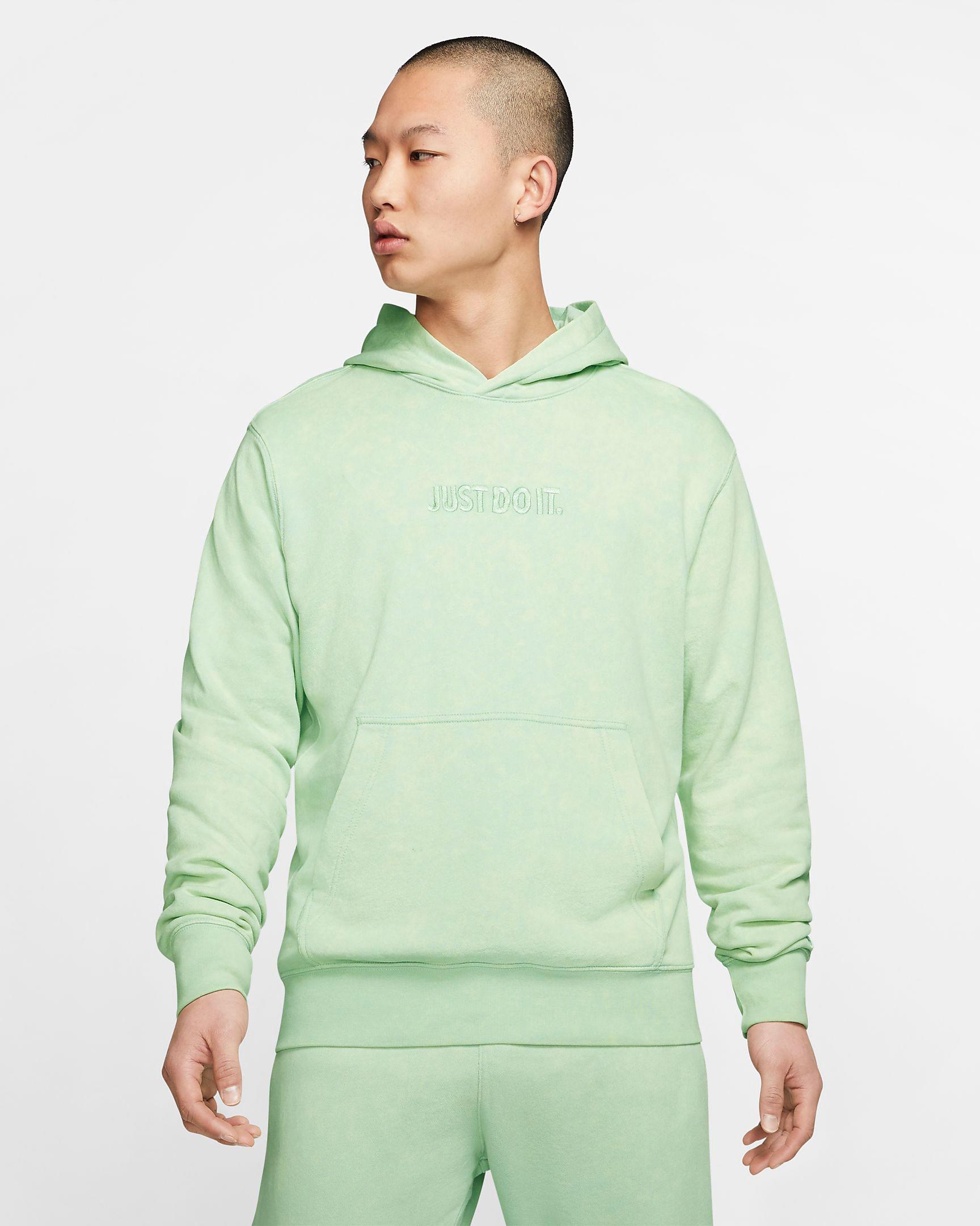 air-jordan-1-bio-hack-nike-green-hoodie-match