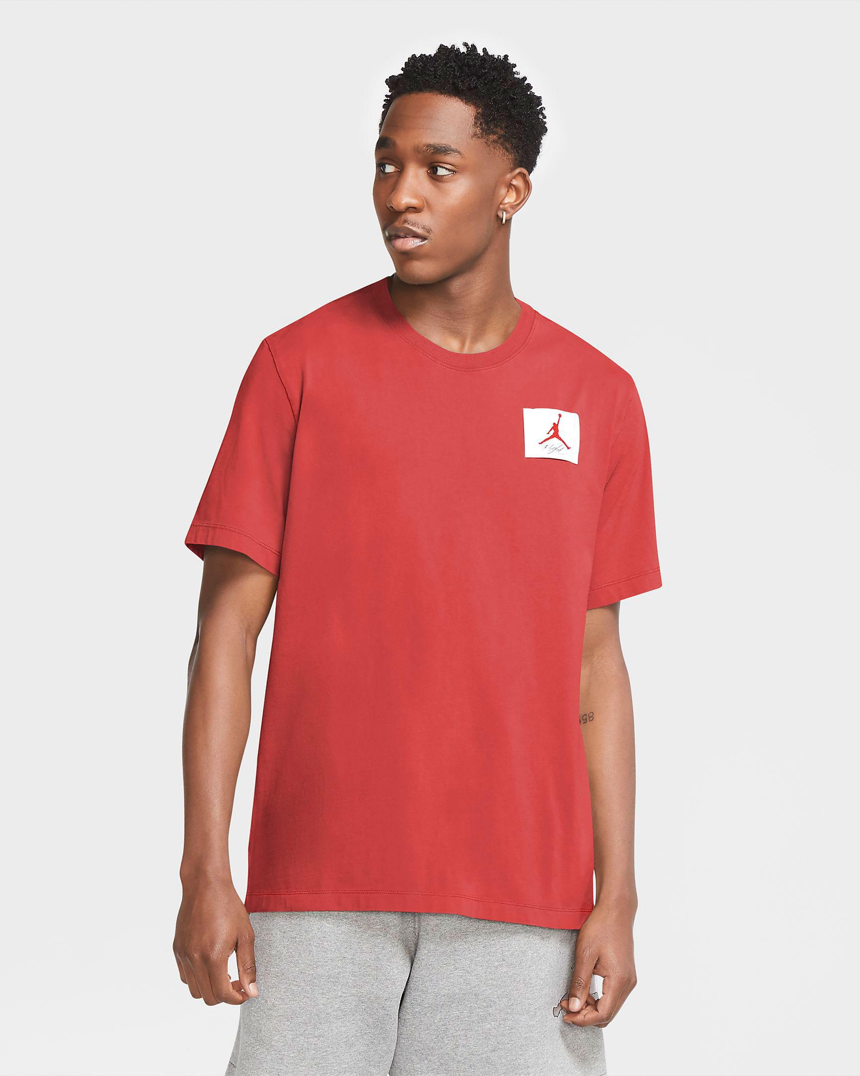 air-jordan-1-mid-track-red-shirt-match