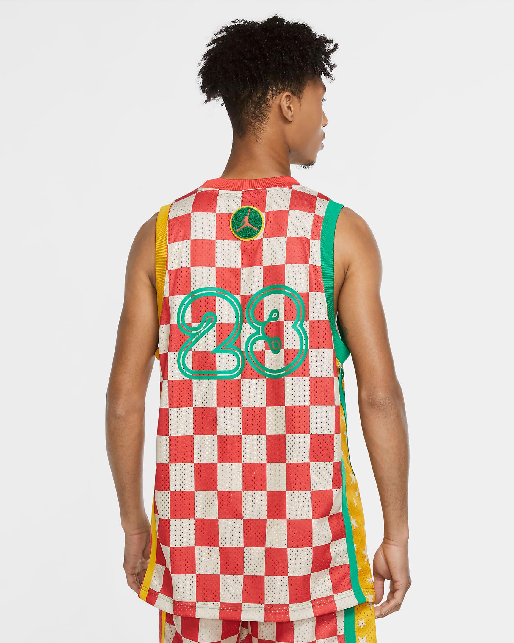 air-jordan-13-lucky-green-jersey-match-2