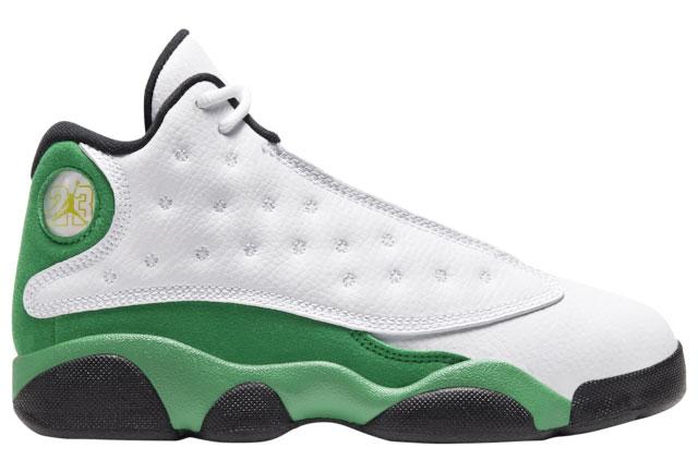 air-jordan-13-lucky-green-preschool