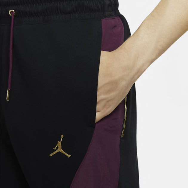 air-jordan-4-psg-paris-pants-black-bordeaux-5