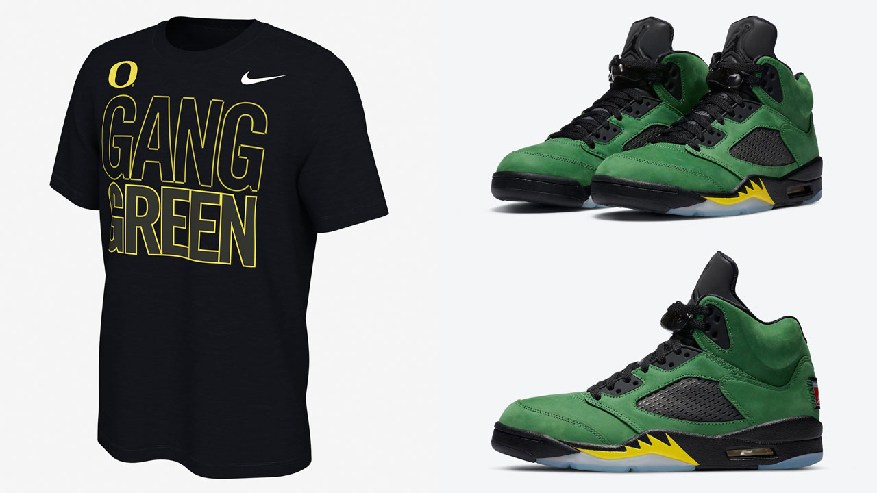 air-jordan-5-oregon-ducks-gang-green-shirt