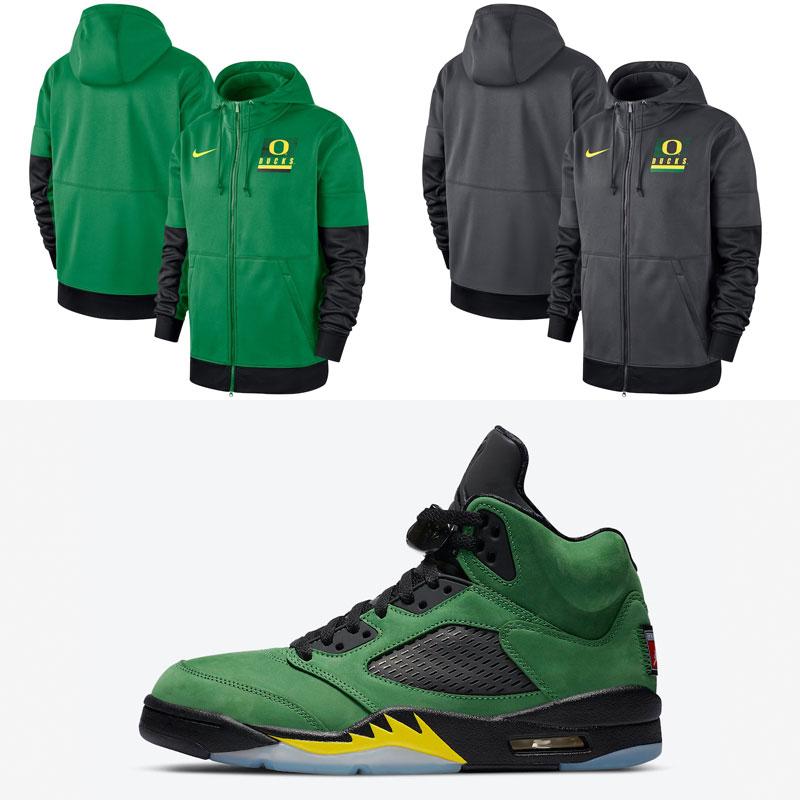 air-jordan-5-oregon-ducks-nike-hoodies