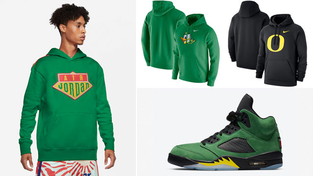 air-jordan-5-oregon-hoodies