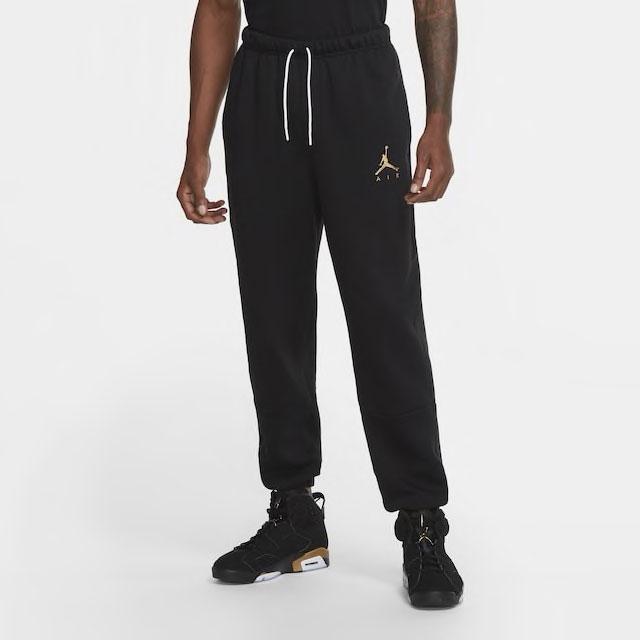 air-jordan-6-dmp-black-gold-pants-1
