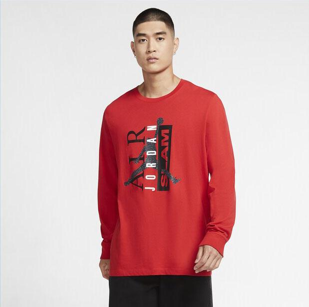 denim-air-jordan-3-fire-red-long-sleeve-shirt-1