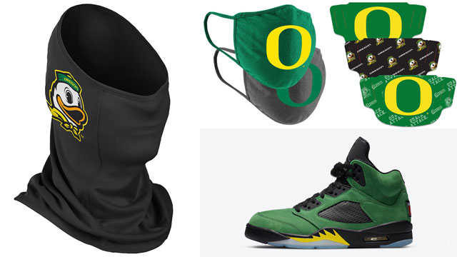 face-masks-match-the-air-jordan-5-oregon-ducks