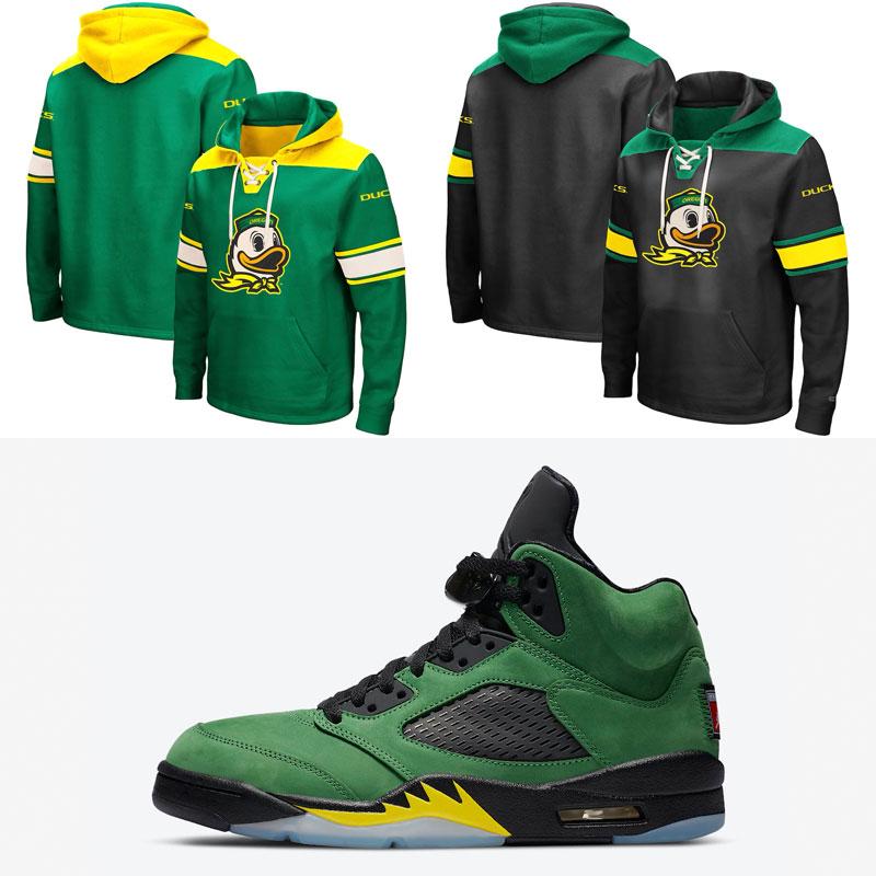 hoodies-to-match-jordan-5-oregon-ducks