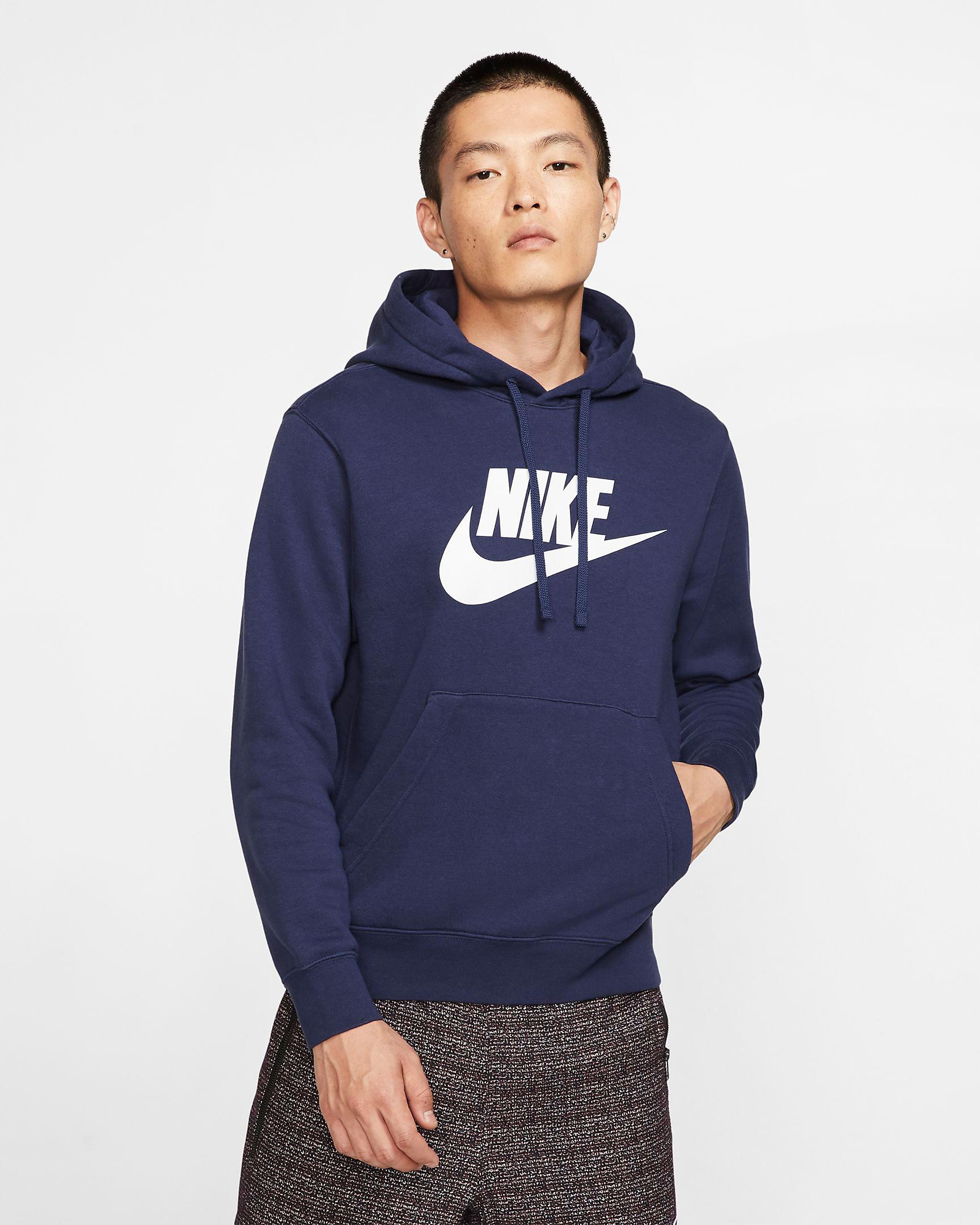 jordan-1-bio-hack-nike-hoodie-navy-blue