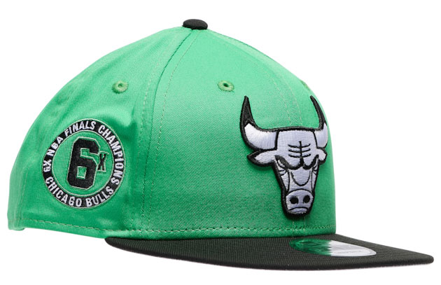jordan-13-lucky-green-bulls-hat-3