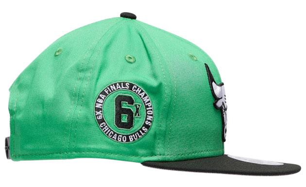 jordan-13-lucky-green-bulls-hat-4