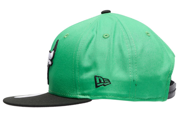 jordan-13-lucky-green-bulls-hat-5