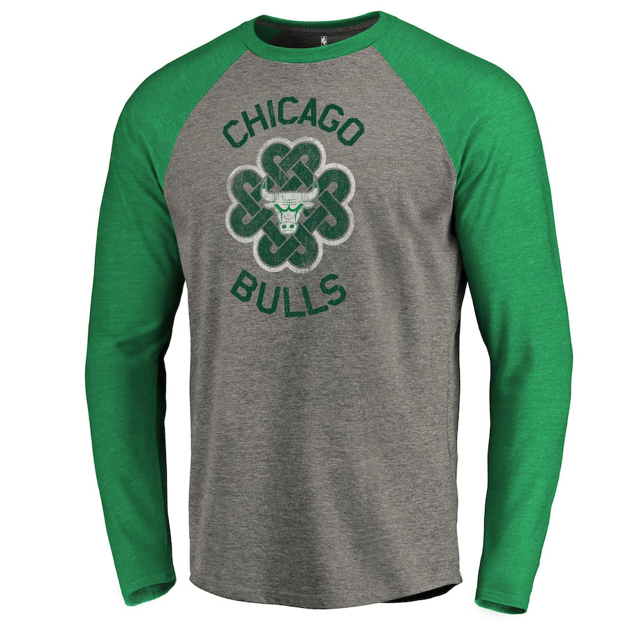 jordan-13-lucky-green-chicago-bulls-matching-shirt-2