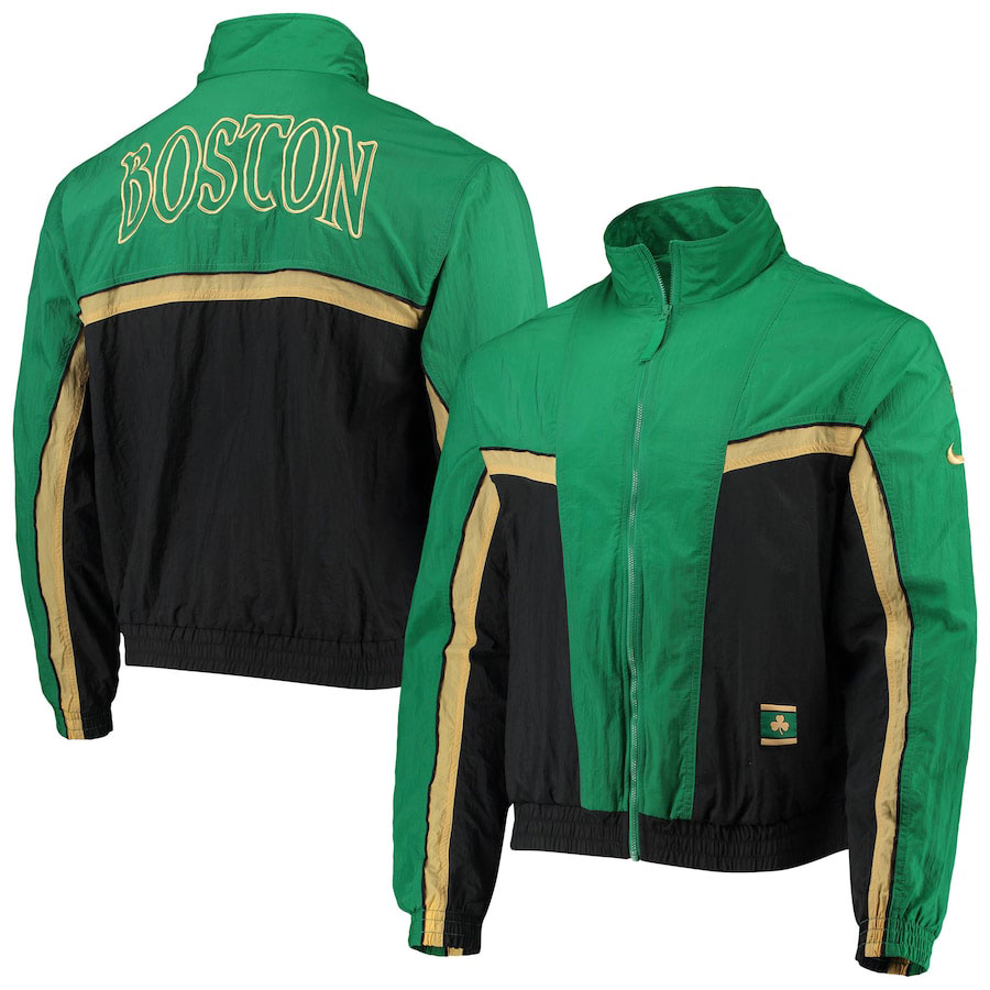 jordan-13-lucky-green-nike-boston-celtics-jacket-match-5