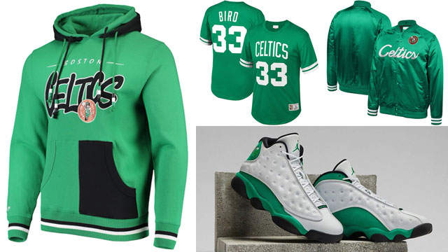 jordan-13-lucky-green-retro-celtics-gear