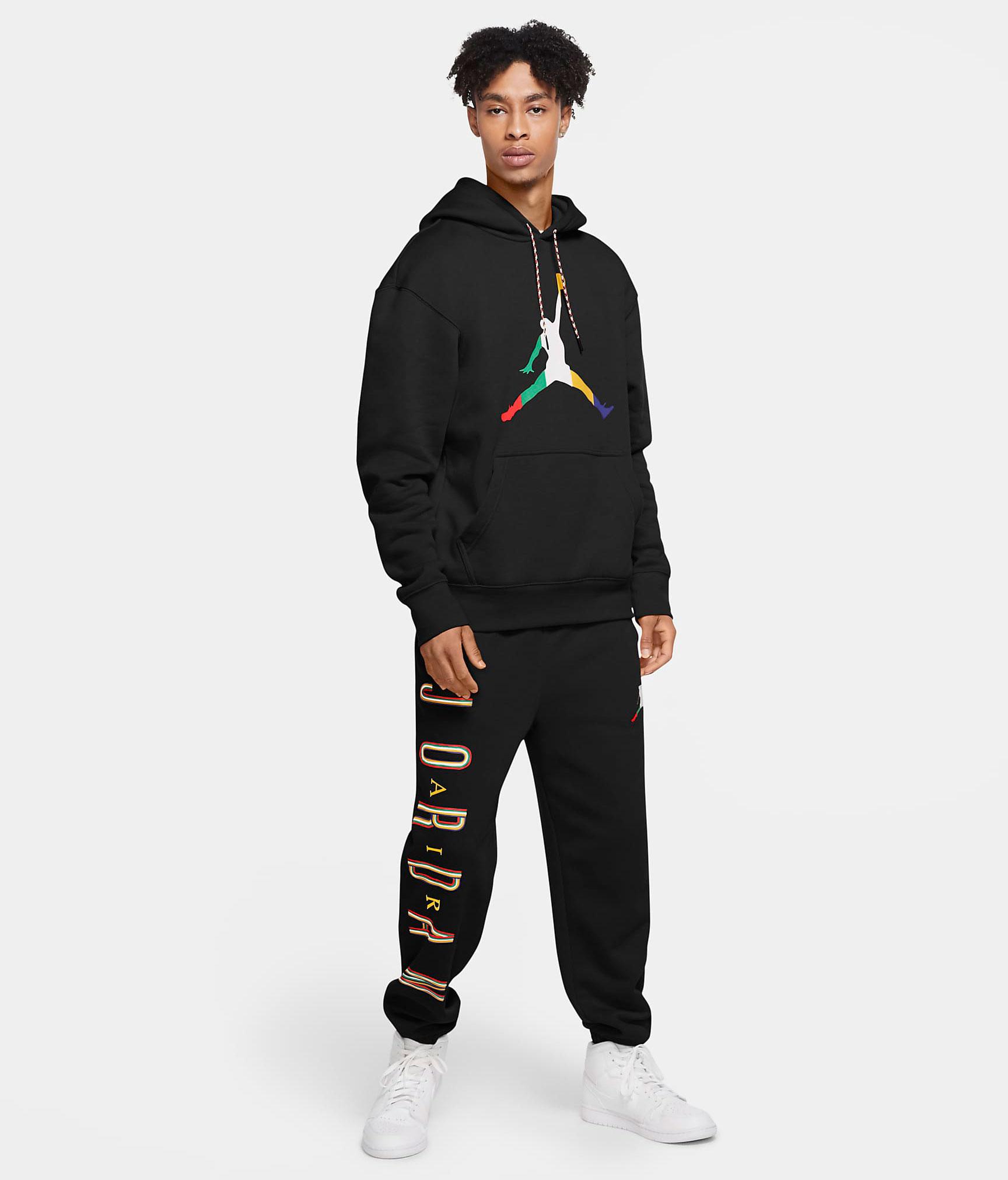 jordan-13-lucky-green-sneaker-outfit-hoodie-pants