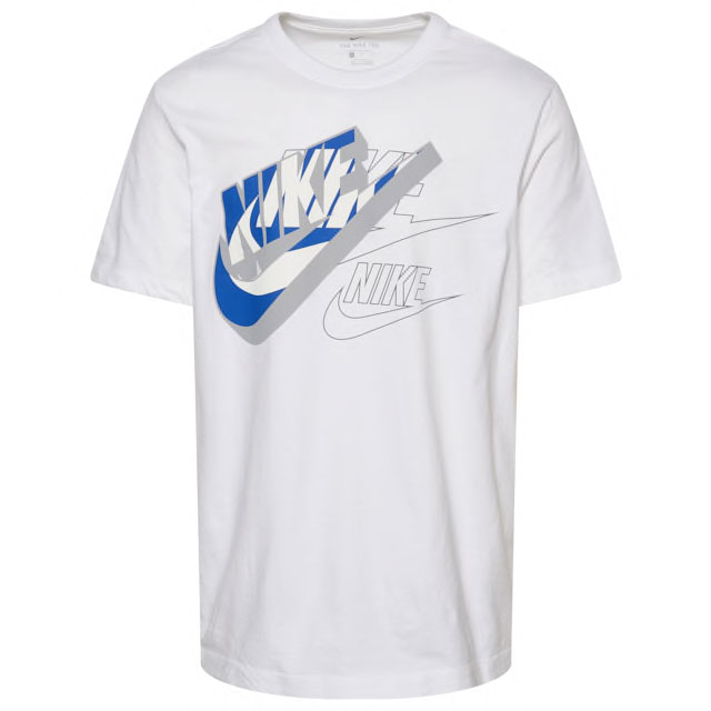 jordan-14-hyper-royal-blue-nike-shirt-match
