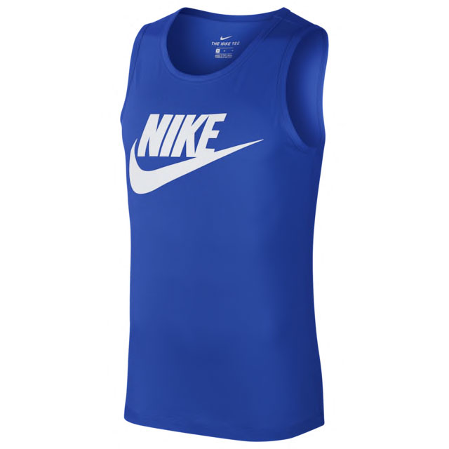 jordan-14-hyper-royal-blue-nike-tank-top-match