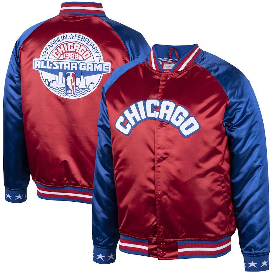 jordan-14-hyper-royal-chicago-jacket-match