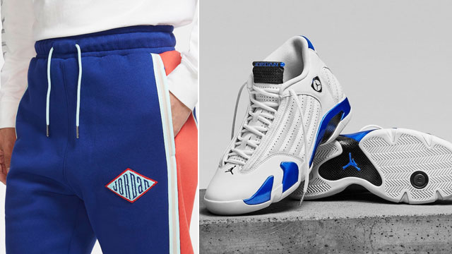 jordan-14-hyper-royal-pants