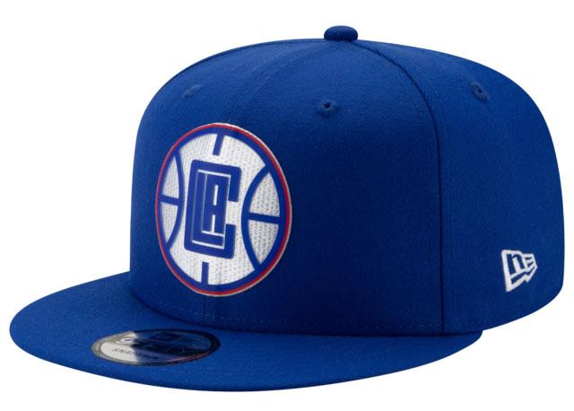 jordan-14-royal-hat-match-clippers